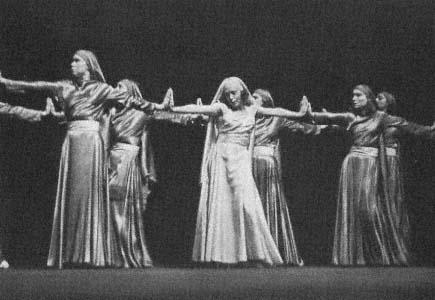 Historia de la danza: Expresionismo alemán (2/2)